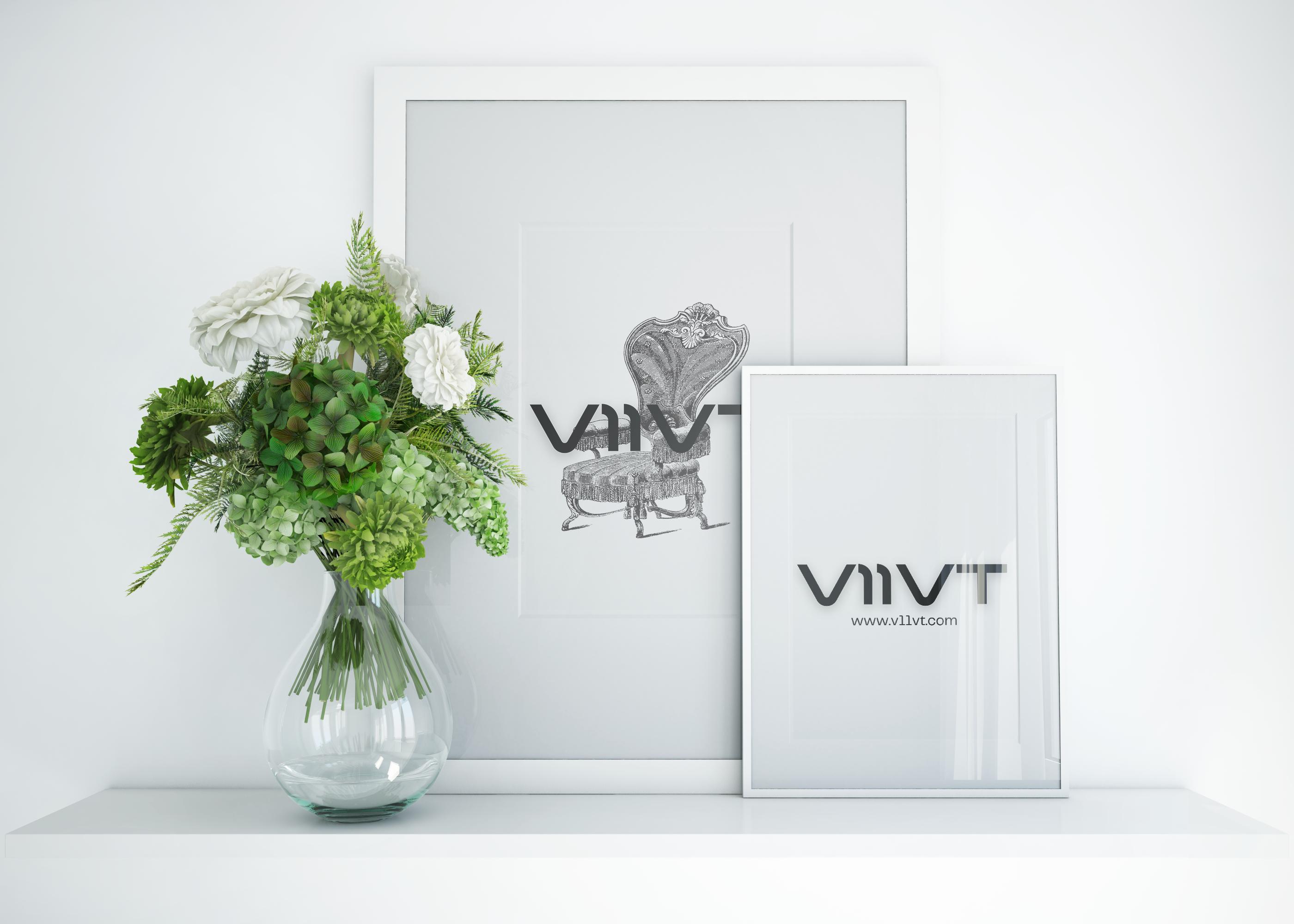 vtt1 and v11vt.com Photo Frame