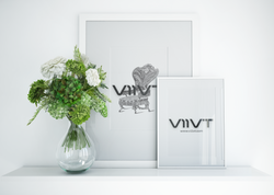 vtt1 and v11vt.com Photo Frame