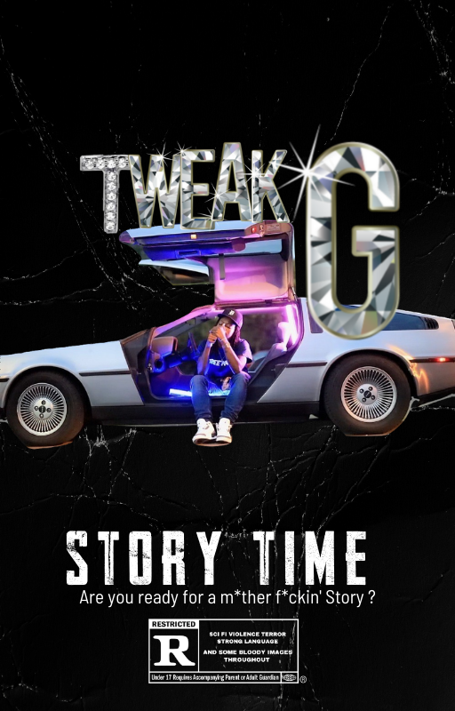 Tweak  g - Story Time Book & Flyer Cover