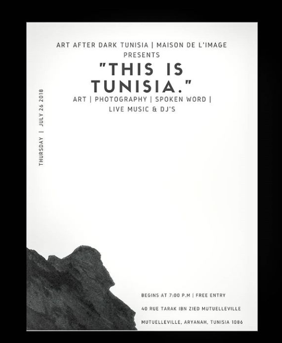 This Is Tunisia Flyer