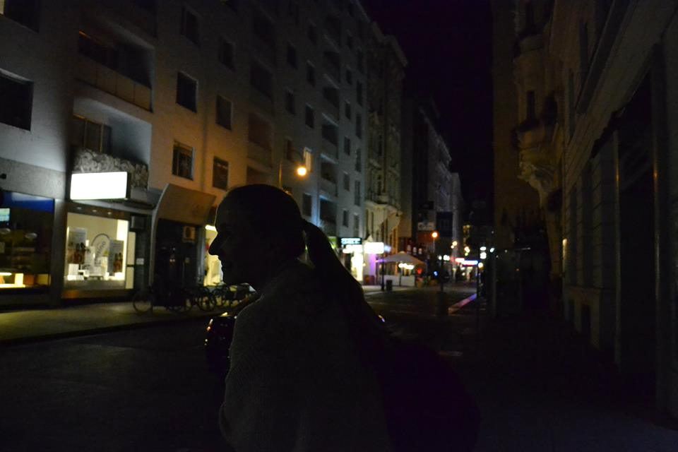 Chiana at Night.