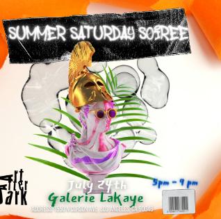 Summer Saturday Soiree Friday Facebook C