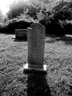 Slave Cemetery Grave.
