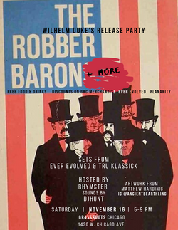 The Robber Baron Release Party