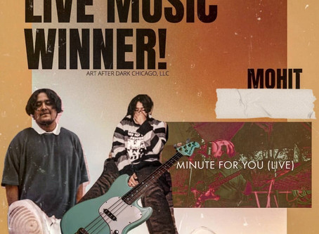Live Music Winner | THE WORLD IS YOURS COMPETITION | MOHIT