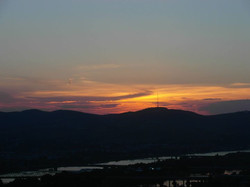 Vienna Rooftop Sunsets