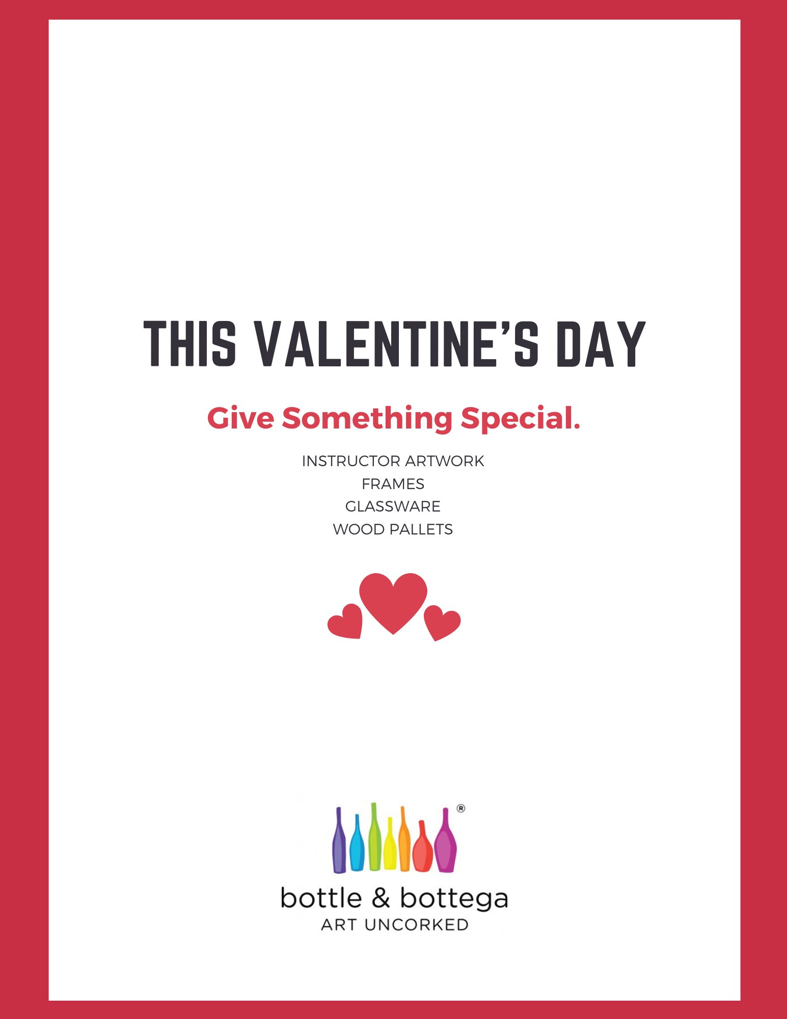 Valentine's Day Sale | B&B, LLC