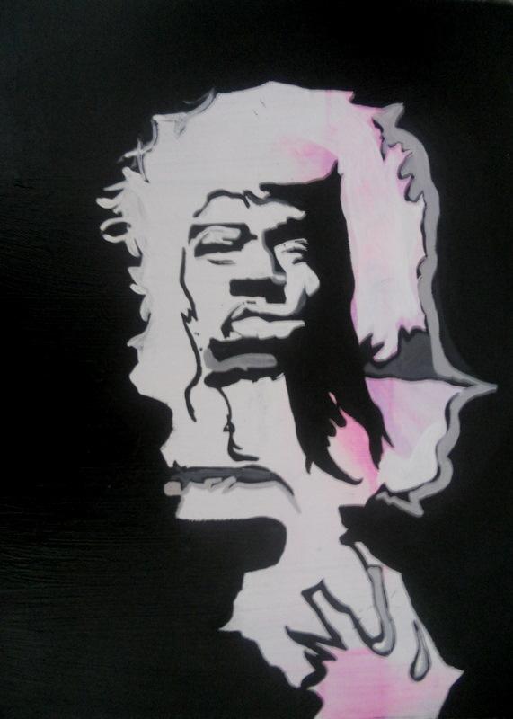 Jimmi Hendrix.