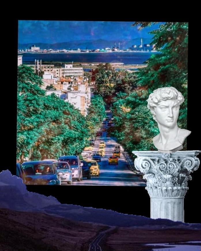 Art after Dark Tunisia - Digital Art