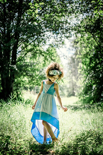Glass Slipper Dress