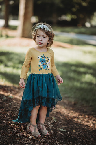 Fall Bouquet Jessa Dress