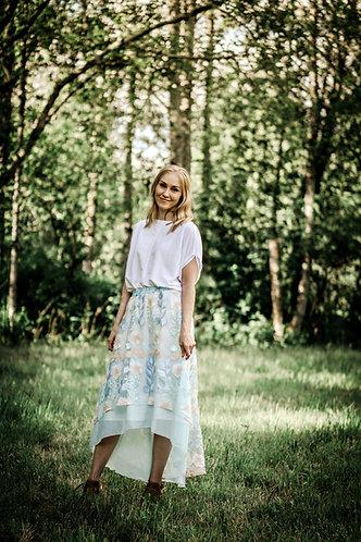 Pastel Fields Juelz Skirt