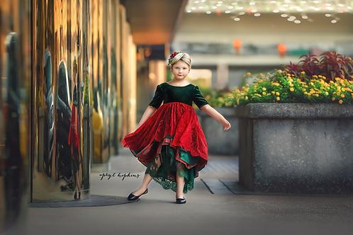 Merry and Bright Jessa Dress