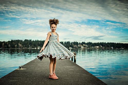 Cupcake Ruffle Dress
