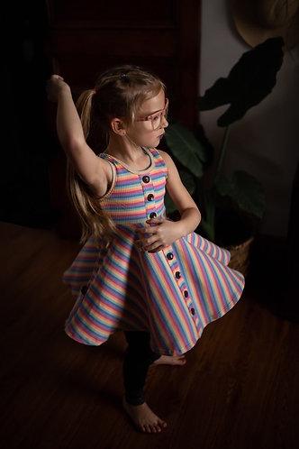 Candy Land Pocket Dress