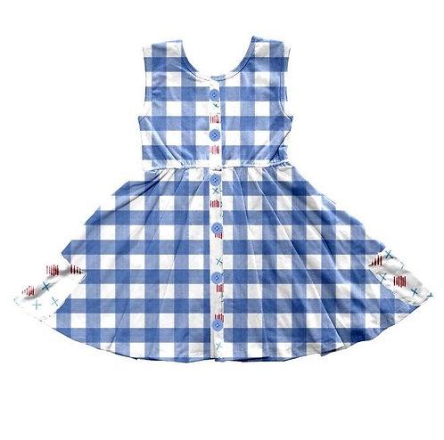Blue Buffalo Market Dress