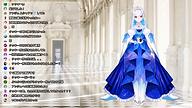 【新衣装お披露目】ヘルエスタ王国の第二皇女です。ずがたか!!【リゼ・ヘルエスタ_