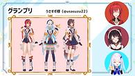 【#さんばか新衣装コンテスト】結果発表!視聴者さんが考えた最強のアイドル衣装!!