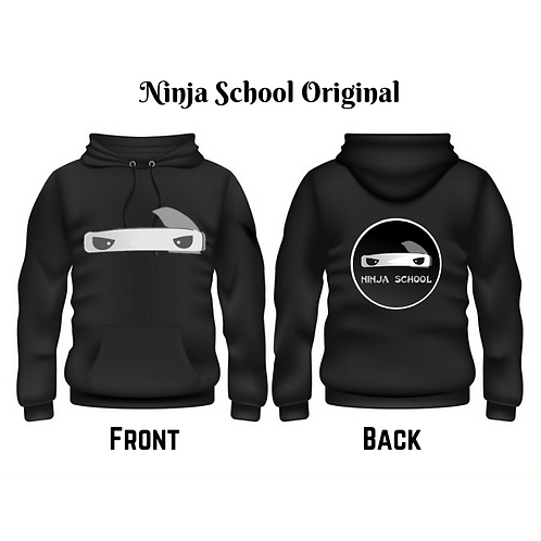 Ninja School Hoodies