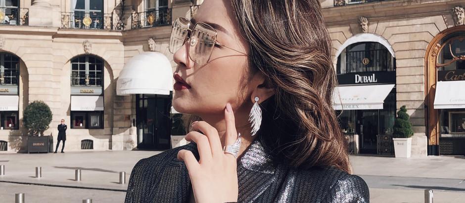 Sarah Zhuang, Jewelry Designer, Hong Kong