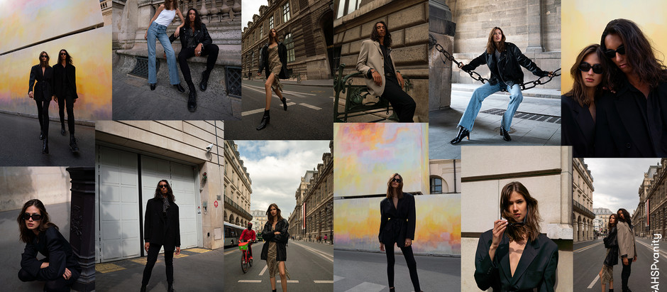 Vitoria & Tommy, Models & Creators, Paris