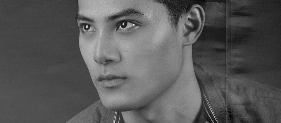 Jonathan Chen, Fashion Model & Entrepreneur, Hong Kong