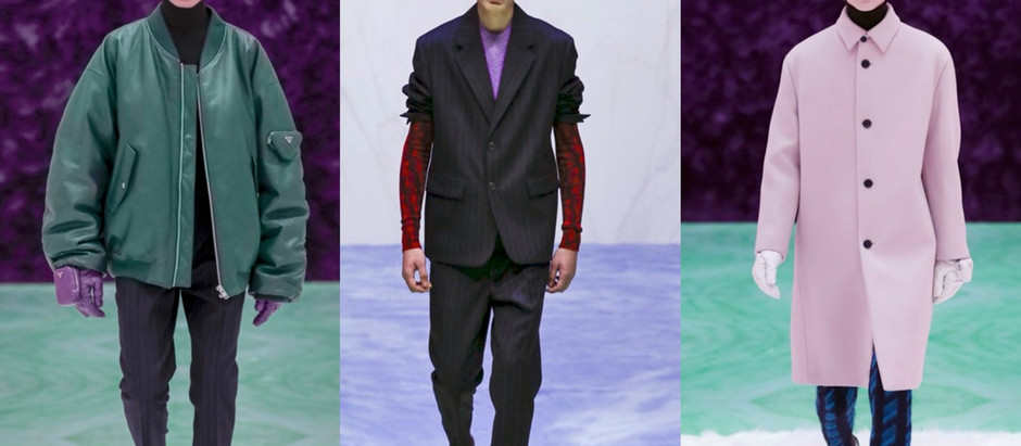Milan Fashion Week, F/W21