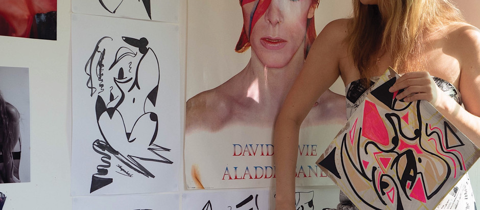 Ashleigh Hobbs, Artist, Brisbane
