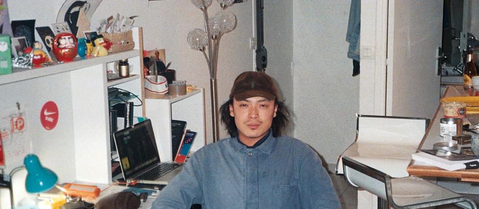 Valentin Cebron, Journalist, Paris