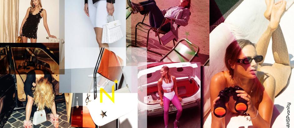 Nini Molnar, Model & Fashion Designer, Budapest