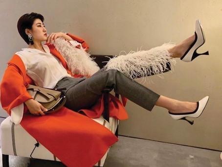 Maya Zhao, Fashion Designer, Beijing