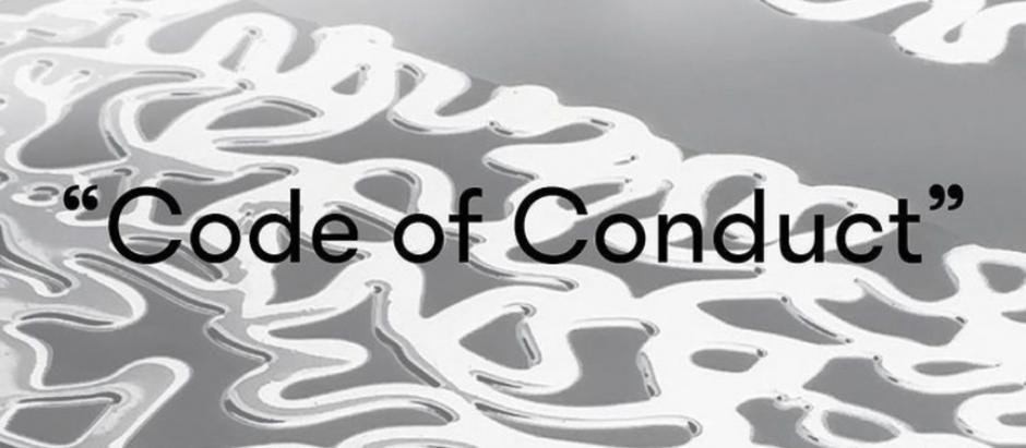 """Code of Conduct"", Berlin"