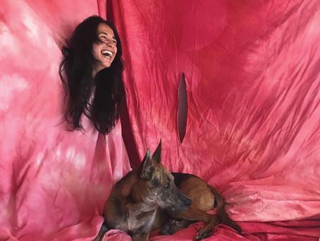 Rachel Pozivenec, Mask Maker & Multimedia Artist, Oakland