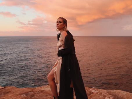 Violet Grace Atkinson, Stylist, Creative Director & IP Law Writer, Sydney