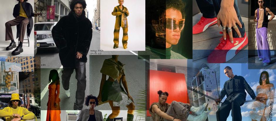 Nicholas Wolf, Model & Fashion Designer, NYC