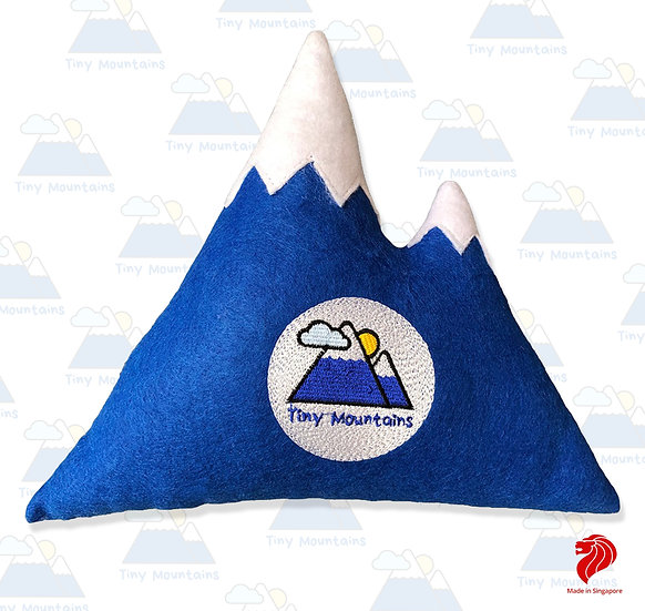 Tiny Mountains Plushie