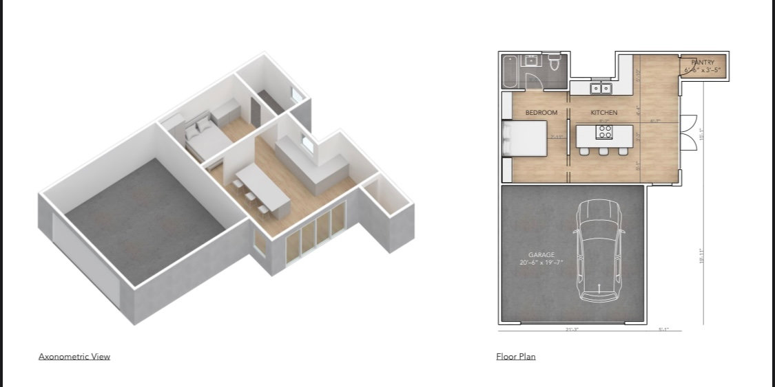 New Project Design Development