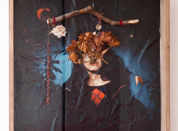 Selfportrait - Floreciendo