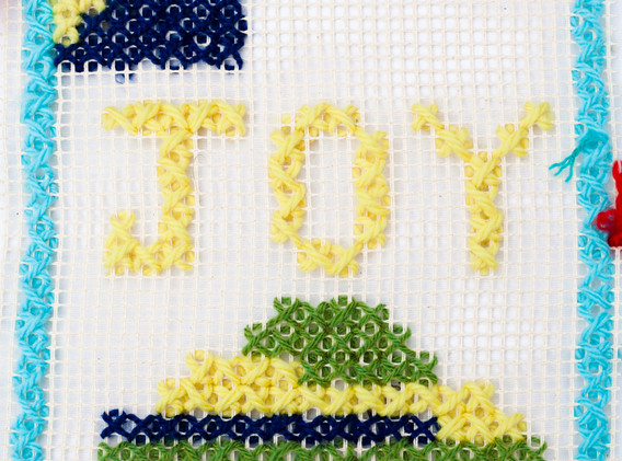 Joy by Frances White