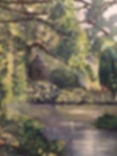 Folly in Sandringham Palace gardens.JPG