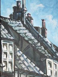 Rooftops, Yaxley.JPG