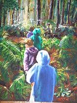 Walk in Rowney Wood