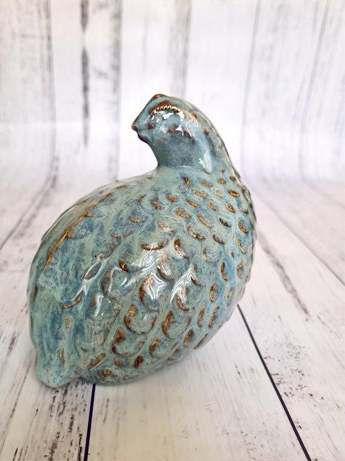 Light Blue Guinea Fowl