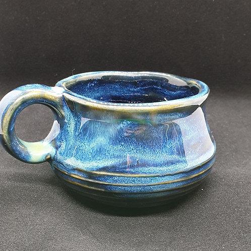 Small Round Belly Mug
