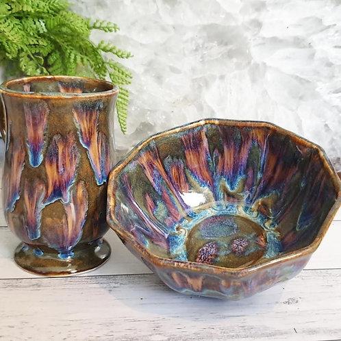 Mug and Cereal Bowl Set