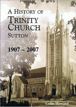 A History of Trinity Church Sutton by Colin Howard