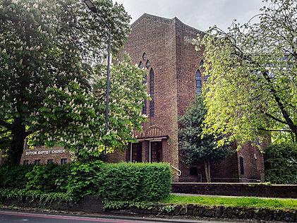 Sutton Baptist Church