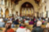 Worship at Trinity Church