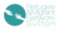 Refugee and Migrant Network Sutton (RMNS) logo