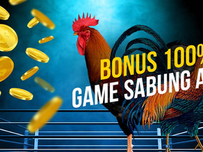 Agen Sabung Ayam S128 Live Terpercaya Di Indonesia